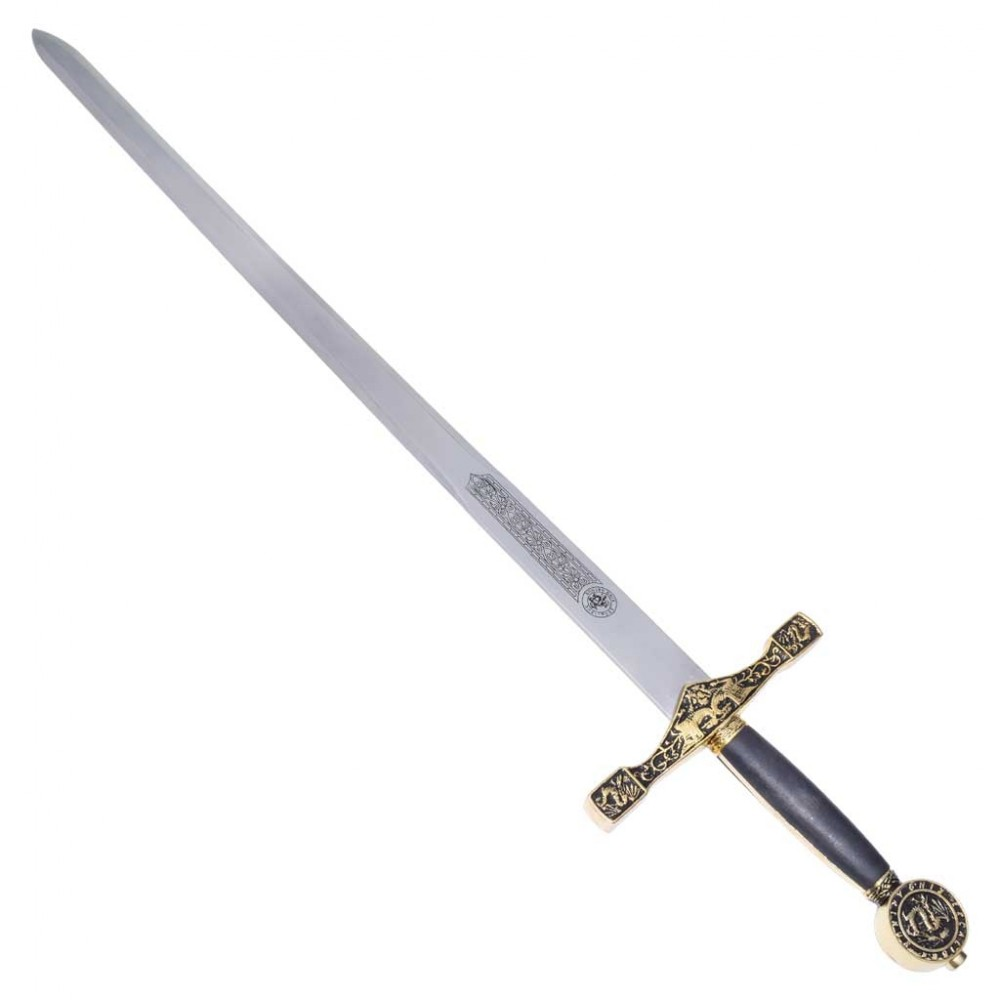 This image has an empty alt attribute; its file name is king-arthur-excalibur-sword-in-the-stone-collectors-edition.jpg